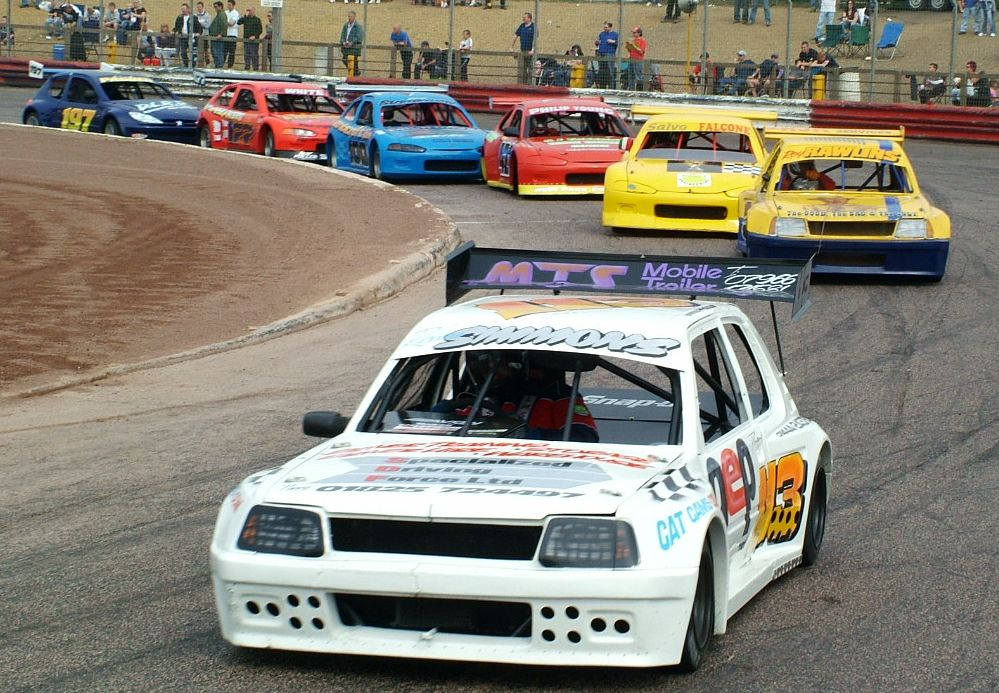 Hot Rod Racing - History of the 205